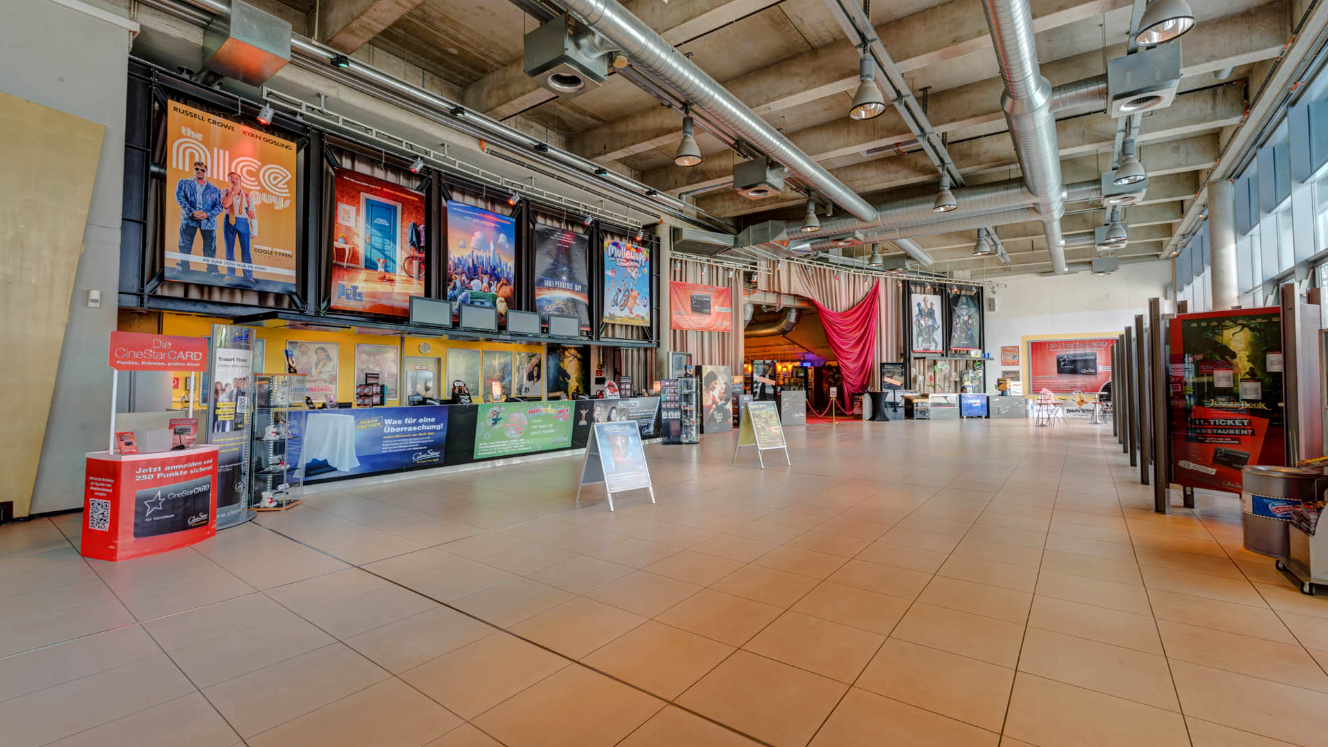 Cinestar - Der Filmpalast Garbsen