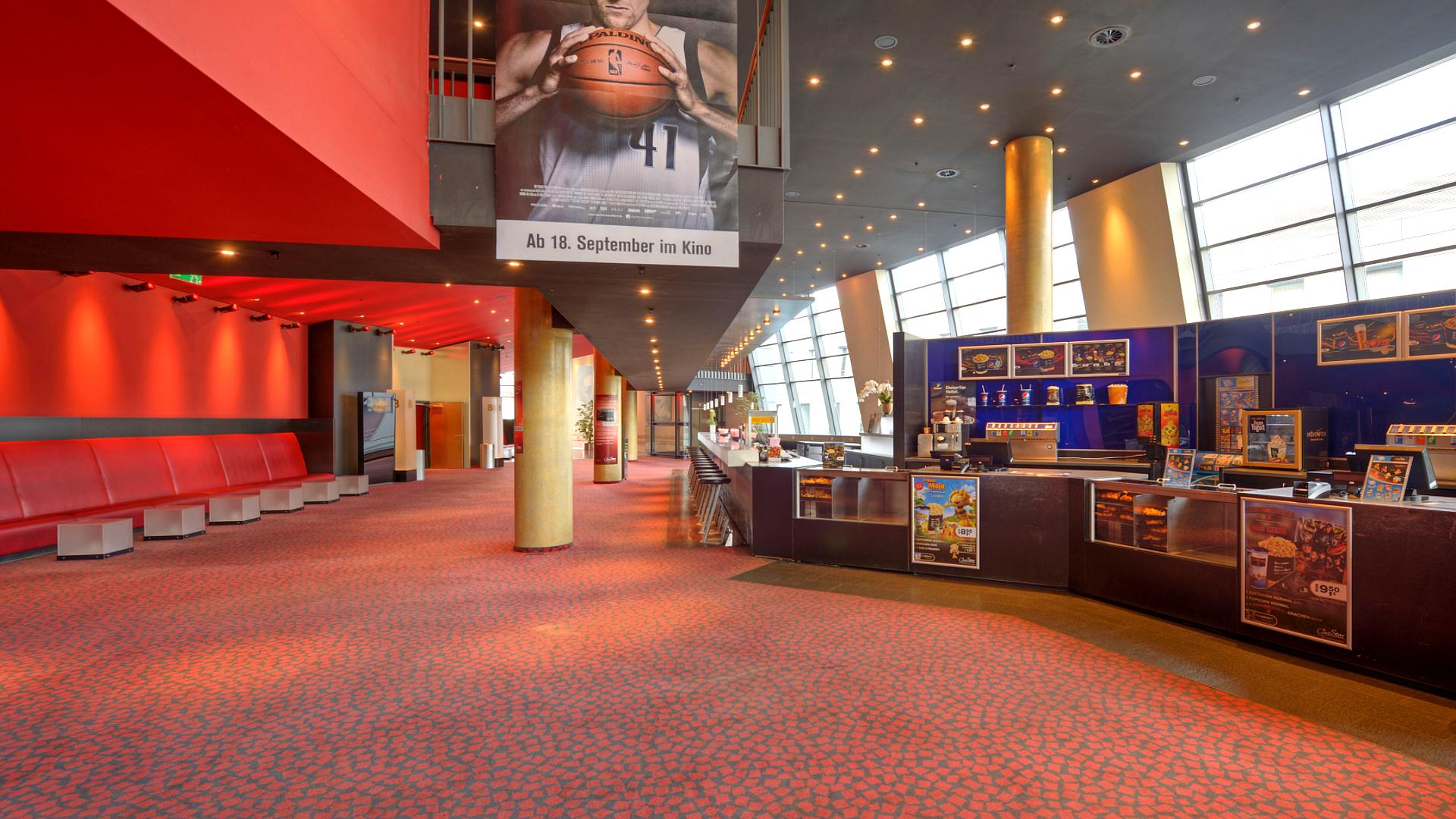 Cinestar Leipzig Г¶ffnungszeiten
