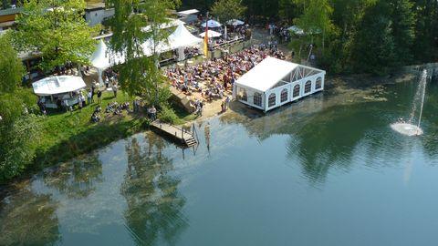 Am Springhorstsee - Bis 500 Personen