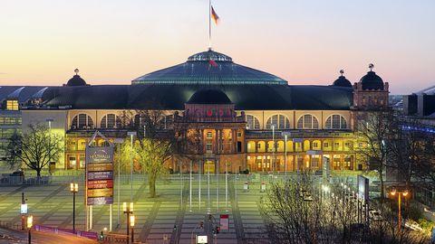 Festhalle Messe Frankfurt - Bild 1