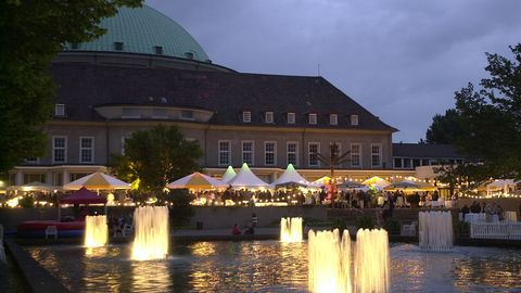 Congress Hotel am Stadtpark & Hannover Congress Centrum - Über 1000 Personen
