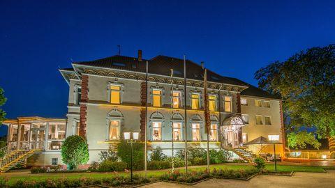 Park-Hotel Bilm im Glück - Historische Locations