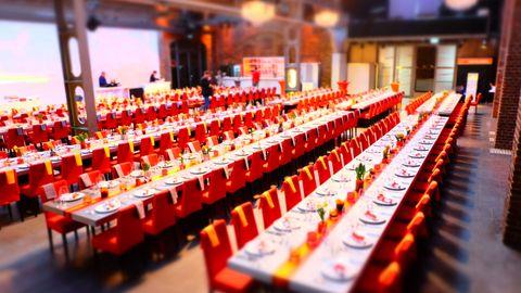 Balloni Hallen - Bis 200 Personen