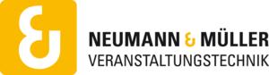 Firmenlogo Neumann&Müller Veranstaltungstechnik