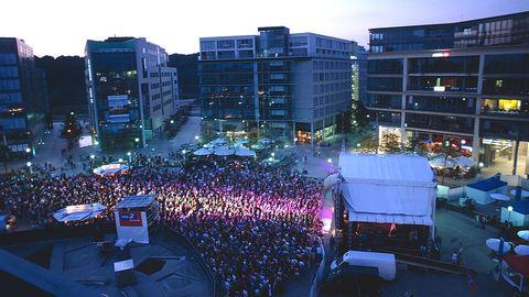 KOMED im MediaPark Köln - Großveranstaltungen