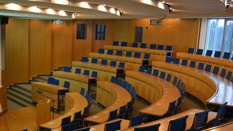 Innenansicht - Forum Niedersachen in Hannover