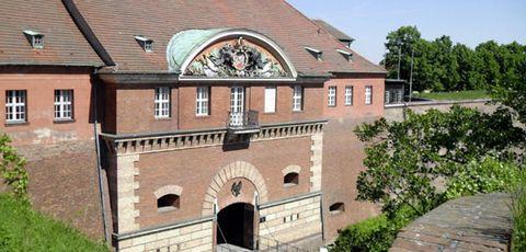 Aussenansicht der Hochzeitslocation Zitadelle in Berlin