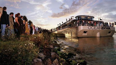 Eventschiff OCEANDIVA Original - Großveranstaltungen