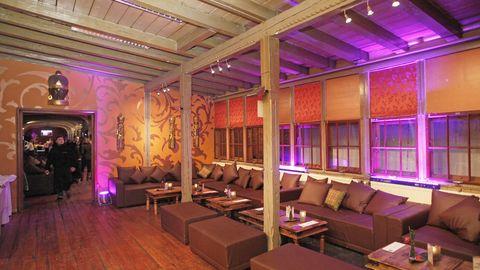 Buddha Lounge Red Mandarin - Hochzeitslocations