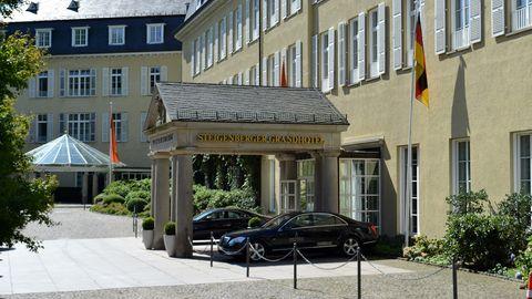Steigenberger Grandhotel Petersberg - Tagungshotels