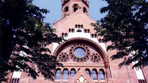 Passionskirche Berlin - Museen / Kirchen