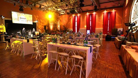 Apostelhalle Hannover / Restaurant XII Apostel - Bis 300 Personen
