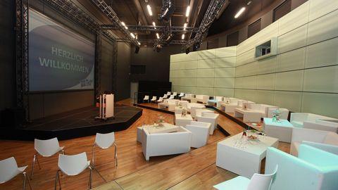 Odysseum - Veranstaltungsräume