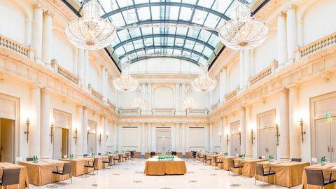 Hotel de Rome - Hochzeit im Hotel