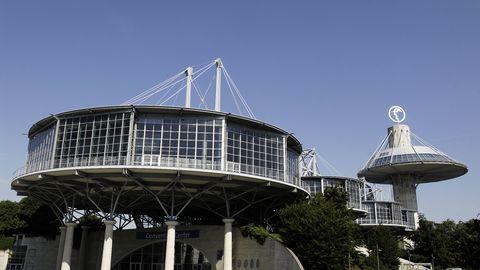 Convention Center CC - Großveranstaltungen