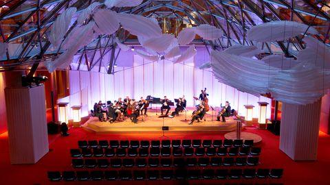 AXICA - Kongress- und Tagungszentrum - Konzerträume