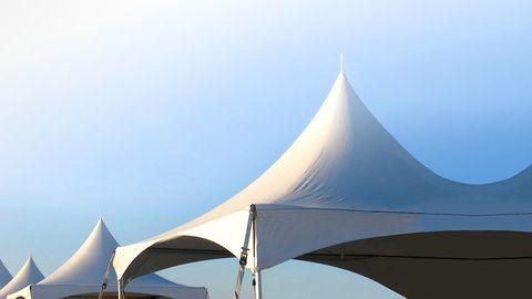 Zelte vom Zeltverleih in Köln