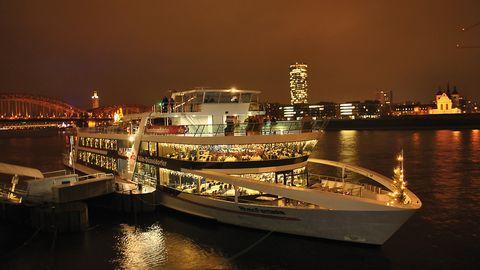 Eventschiff MS RheinFantasie - Partyräume
