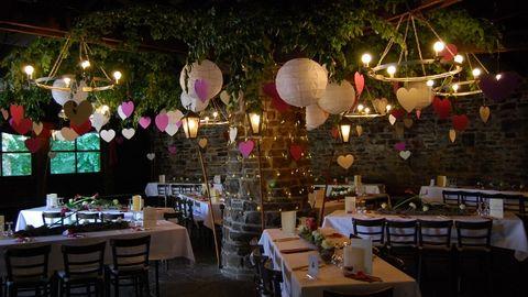 Adenbachhütte - Hochzeitslocations