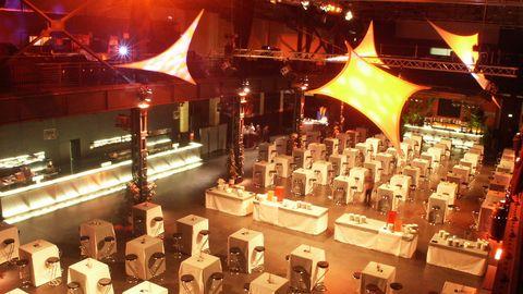 Palladium Köln - Veranstaltungshallen