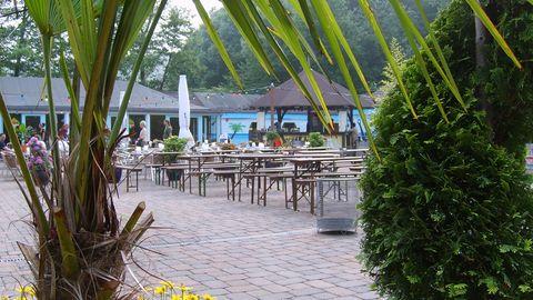 Altes Freibad - Bis 200 Personen