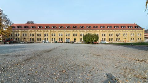 Alte Kaserne - Zitadelle - Tagungsräume