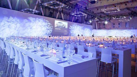 Event in der Location Carl Benz Arena in Stuttgart