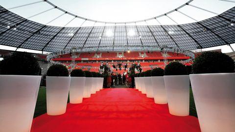 Veranstaltung in der Location BayArena in Leverkusen