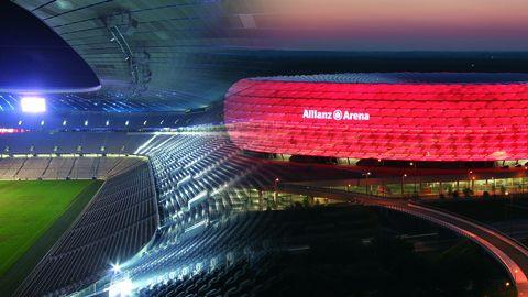 Allianz Arena - Bis 200 Personen