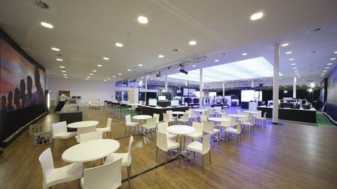 Designhotel + Congress Centrum Wienecke XI. - Bis 1000 Personen