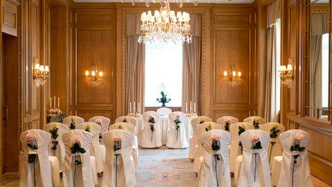 Regent Berlin - Hochzeit im Hotel