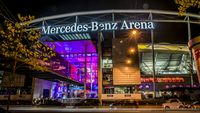 Mercedes-Benz Arena - Video 0.5