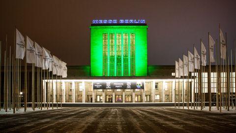 Berlin ExpoCenter City - Kongressräume
