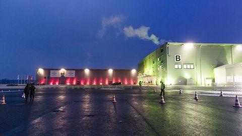 Berlin ExpoCenter Airport - Kongressräume