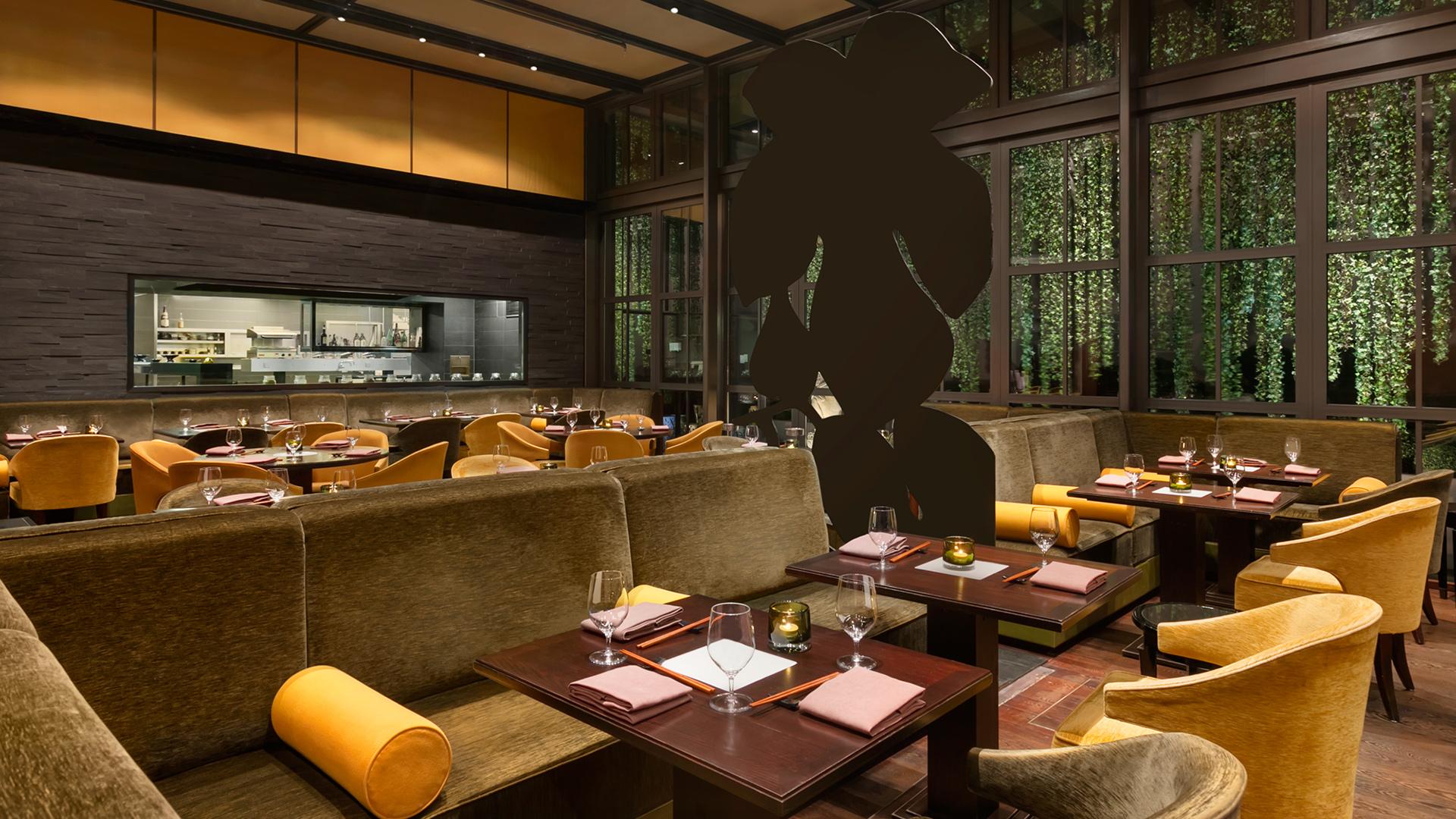 sra bua by tim raue restaurant fiylo. Black Bedroom Furniture Sets. Home Design Ideas