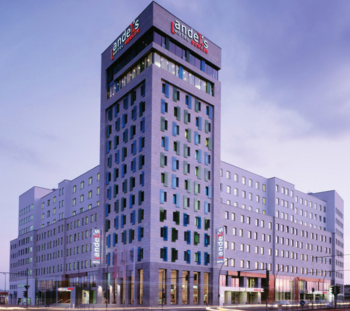 Andel S By Vienna House Berlin Hotel