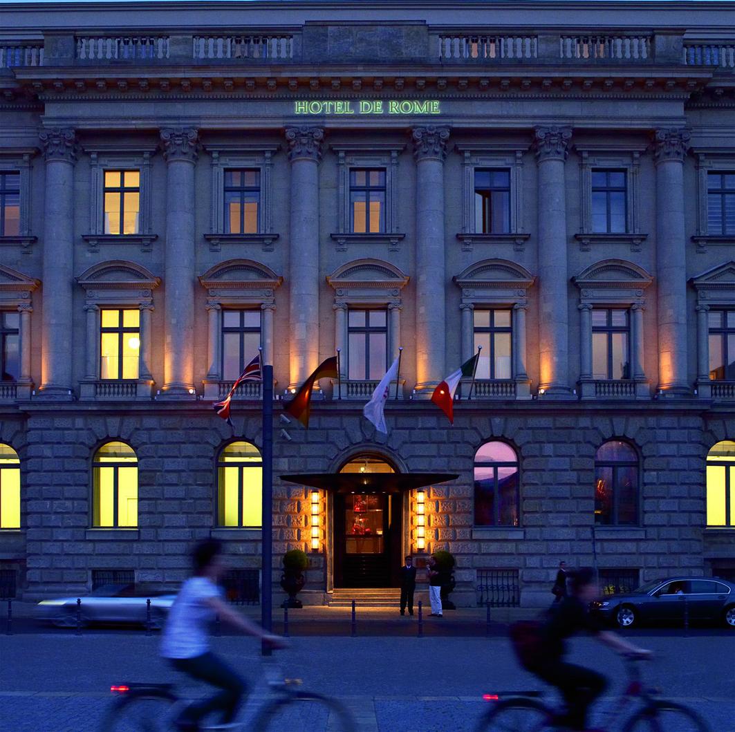Bilder Hotel De Rome Berlin
