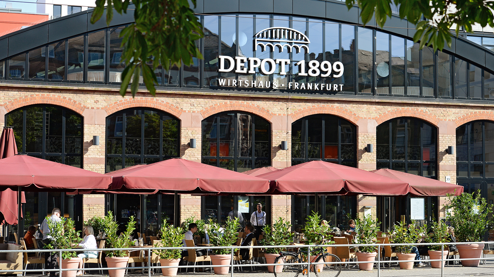 Depot 1899 Hochzeitslocation Fiylo