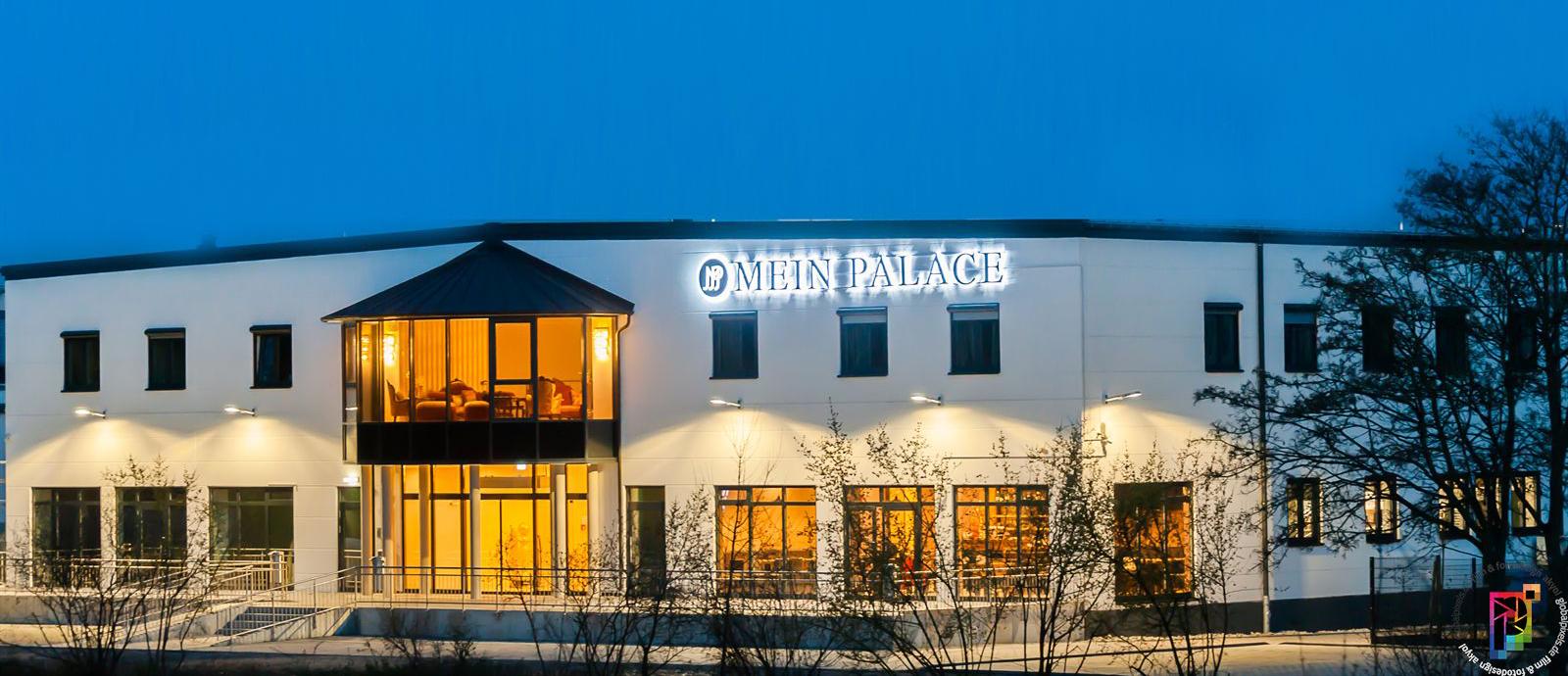 Mein Palace Event Center - Hochzeitslocation - fiylo