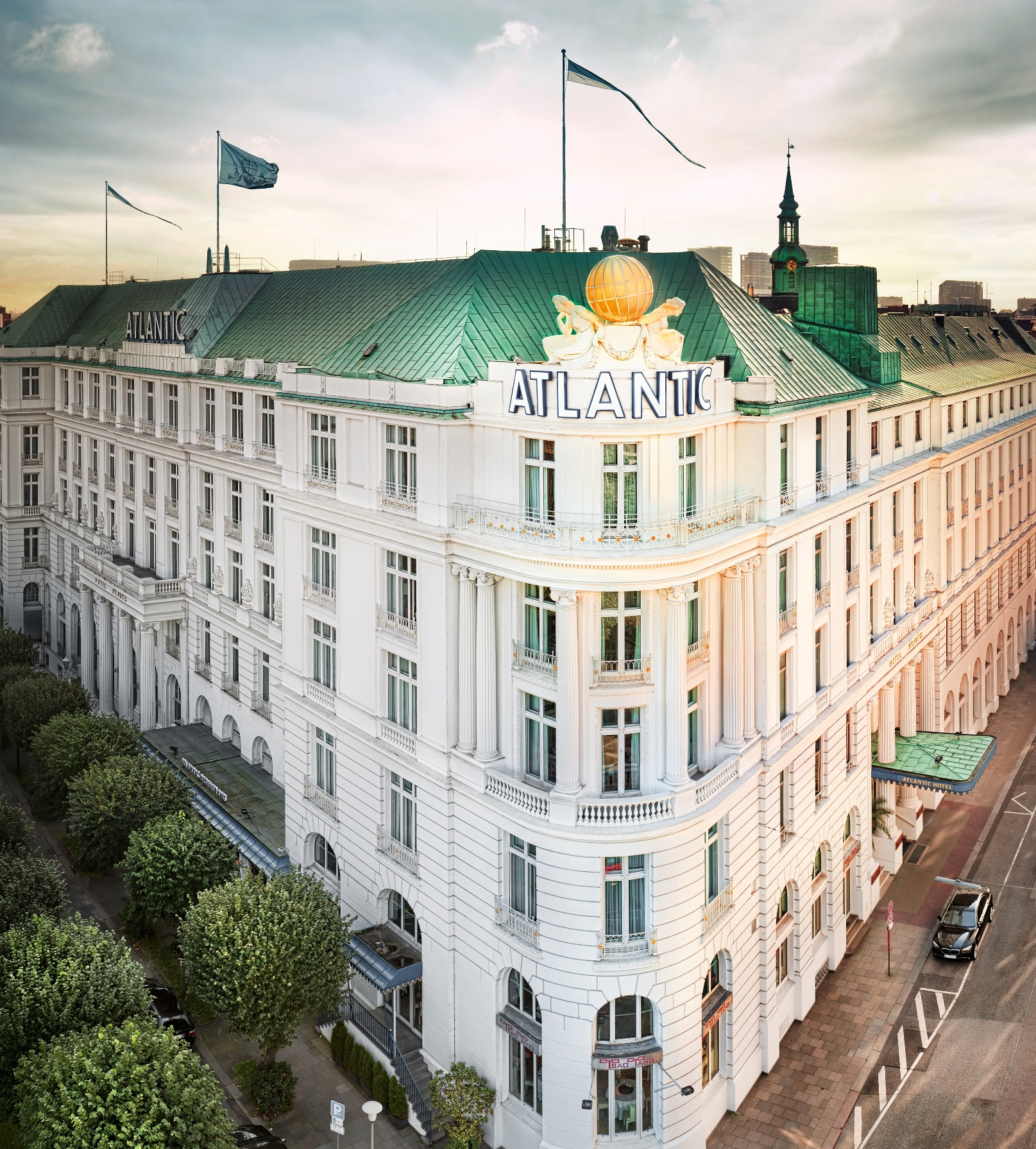 Atlantic Hotel Frankfurt