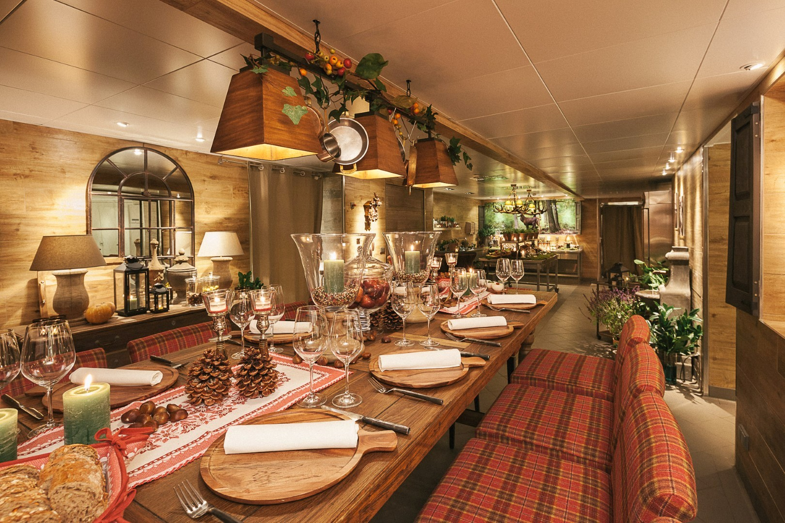 Kuchenstube Im Fairmont Hotel Vier Jahreszeiten Eventlocation Fiylo