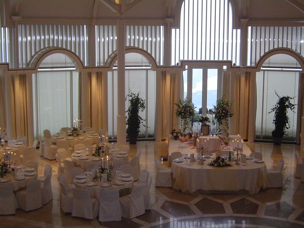 Steigenberger Grandhotel Petersberg Hochzeitslocation