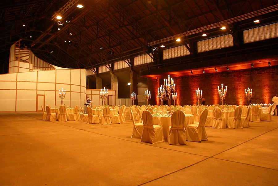 Casino Zollverein Veranstaltungen