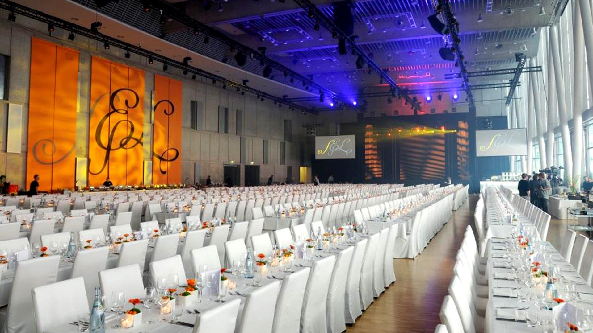 Carl Benz Arena - Veranstaltung - fiylo