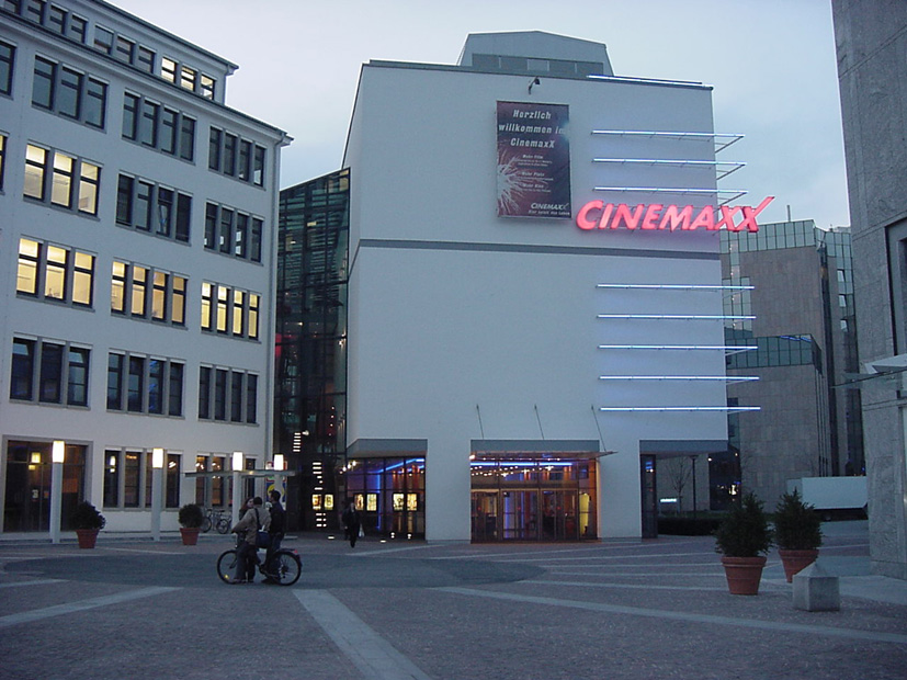 cinemaxx stuttgart liederhalle si centrum. Black Bedroom Furniture Sets. Home Design Ideas