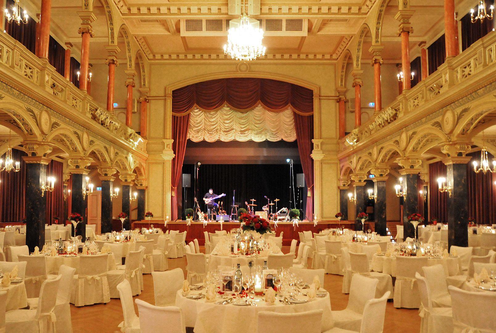 Musikhalle Ludwigsburg Hochzeit Fiylo