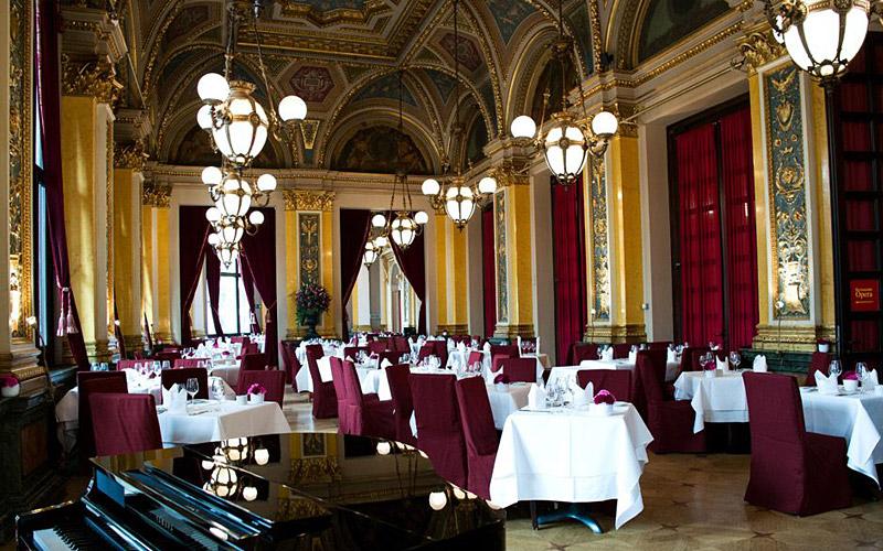 Alte Oper Frankfurt / Restaurant Opéra
