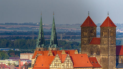 Locations Quedlinburg