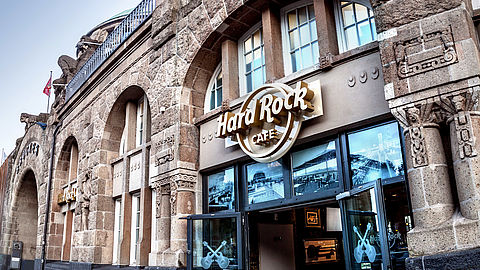 Hard Rock Cafe Hamburg Adresse