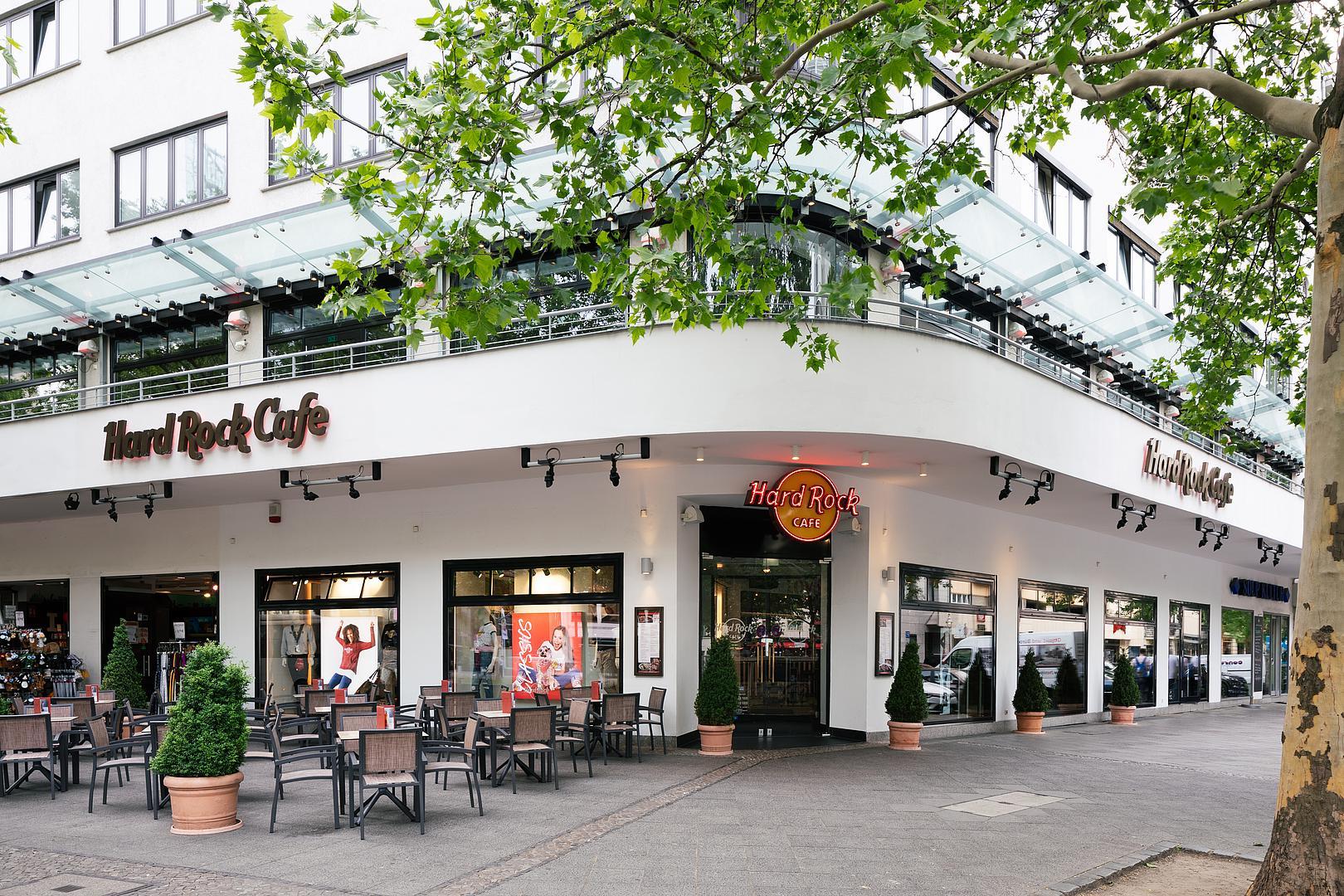 Hard Rock Cafe Zürich